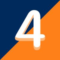 four-4
